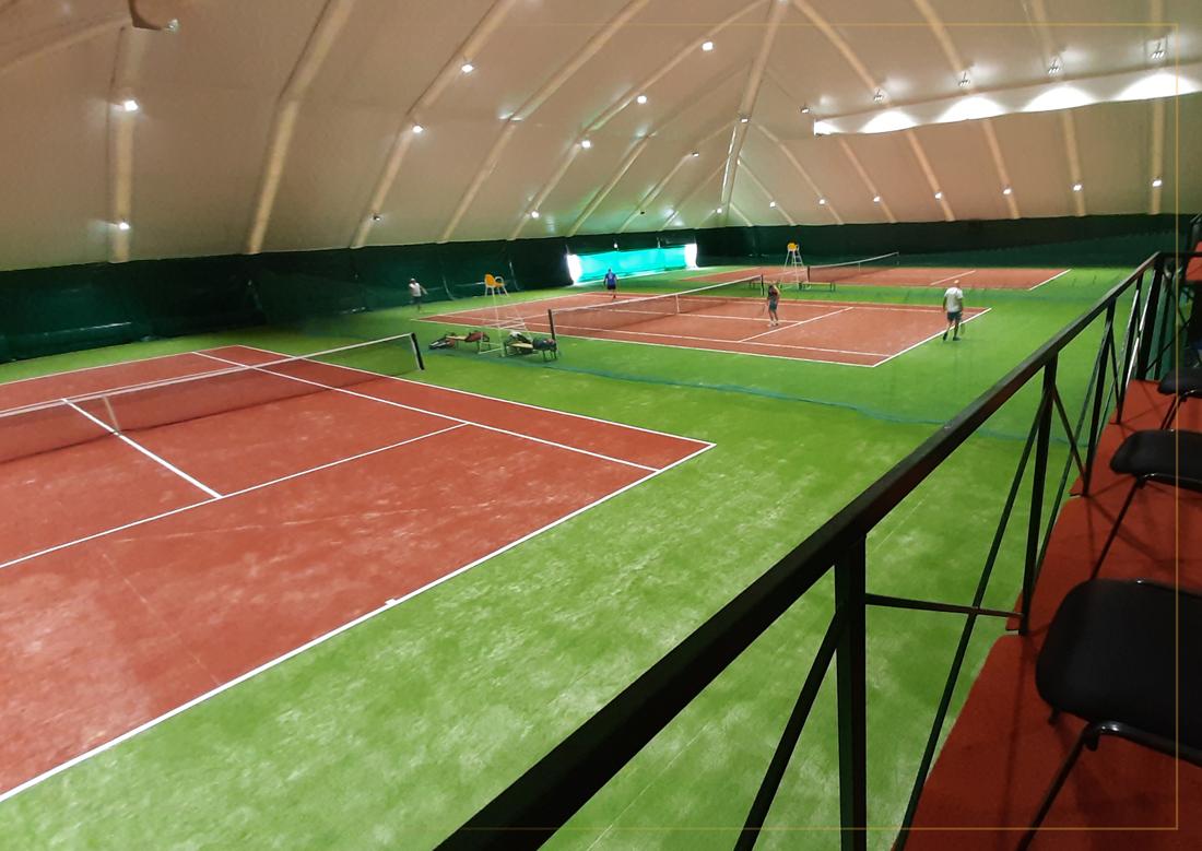 теннисные корты Днепр