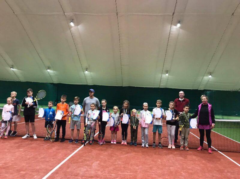 Детский Минифестиваль по теннису