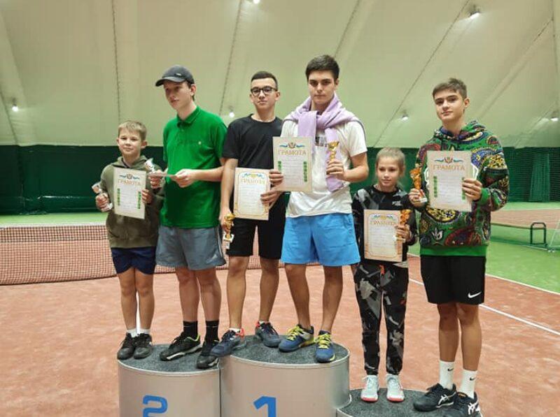 Воскресный детский теннисный турнир